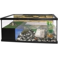 Aquaterrarium en set (1)