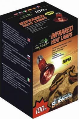 Lampe chauffante infrarouge (E27) - gamme supérieure
