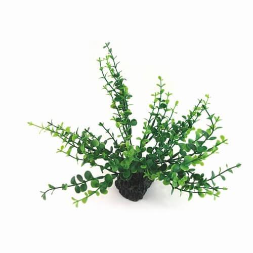 Plante tropicale plastique 25cm_0