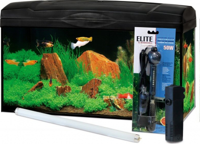 Aquarium Marina KIT BASIC 54L
