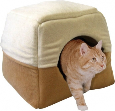 Cueva/cesta para gato Vario