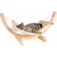 Hamac Relax marron pour chat
