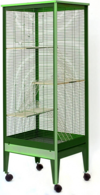 Cage rongeur Mailand vert