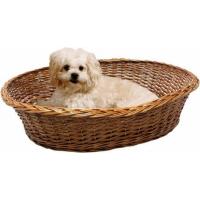 Hundekörbchen 'Ruhekorb' mit großem Kissen