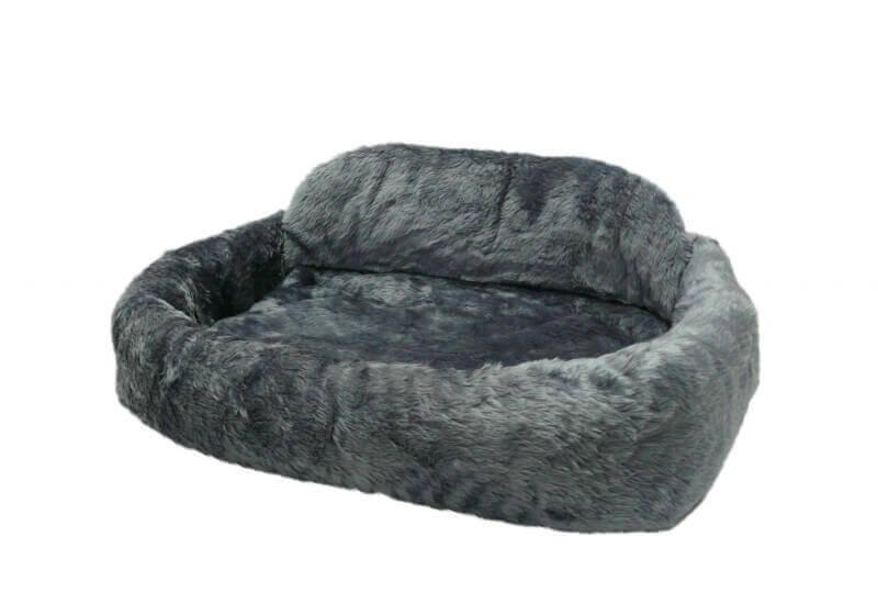 panier polaire luxe douillet pour chien et chat panier et corbeille. Black Bedroom Furniture Sets. Home Design Ideas