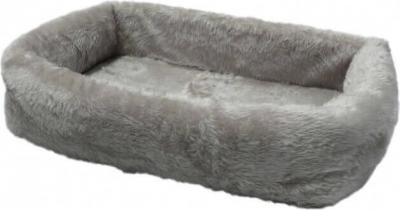Cesta para animales de compañía de Lujo gris
