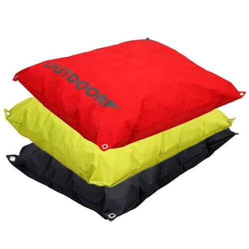 Coussin outdoor imperm able 3 tailles 3 coloris coussin et tapis chien - Coussin exterieur impermeable ...