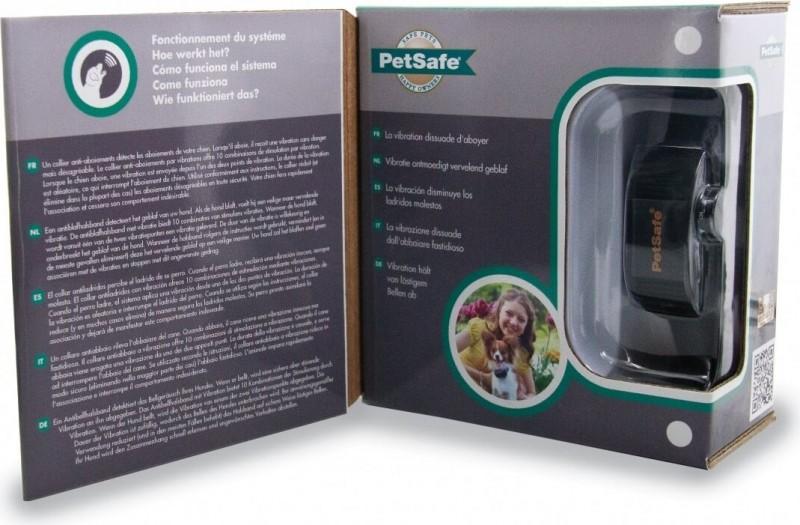Collier anti-aboiement vibration PetSafe