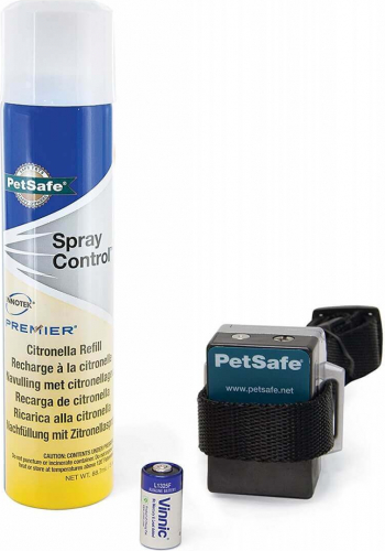 Collier anti-aboiement spray de base PetSafe