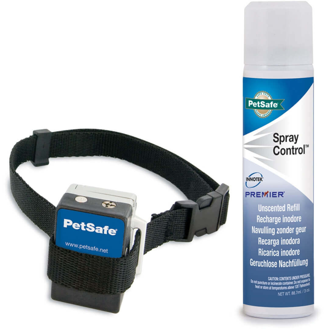 Collier anti-aboiement spray de base PetSafe_2