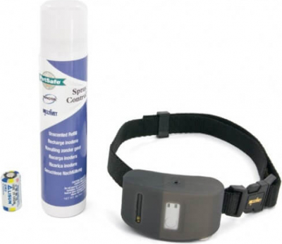 Collier anti-aboiement spray Deluxe PetSafe