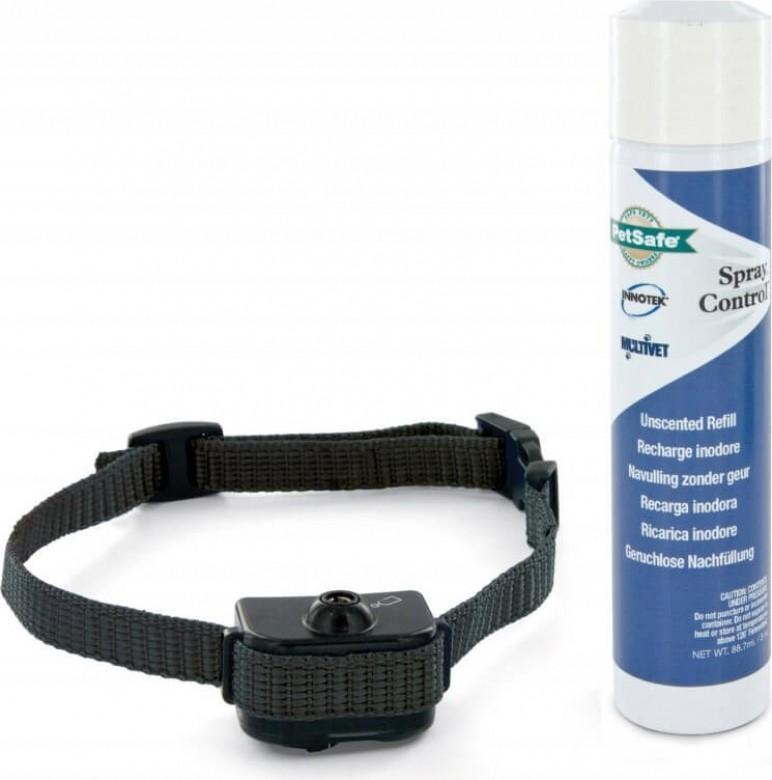 Collier anti-aboiement Deluxe petit chien PetSafe - Spray