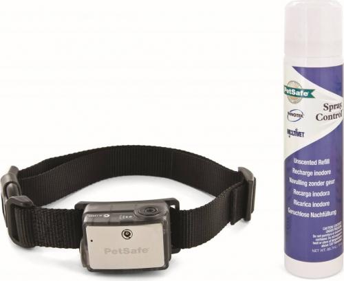 Collier Anti Aboiement Spray Deluxe Grand Chien Petsafe