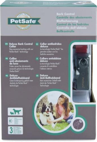 Collier anti-aboiement Deluxe PetSafe