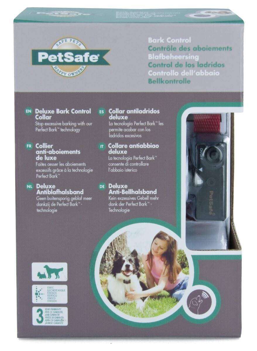 Collier anti-aboiement Deluxe PetSafe_1