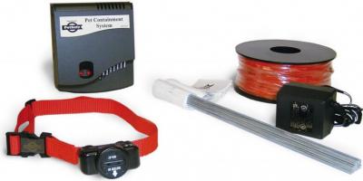 Clôture et collier anti-fugue pour chien PRF-3004W-20