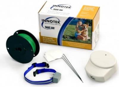 Clôture anti-fugue avec collier rechargeable PetSafe