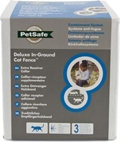 Collier supplémentaire PetSafe pour chat PCF-1000-20