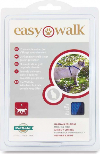 EasyWalk Cat Harness and Lead