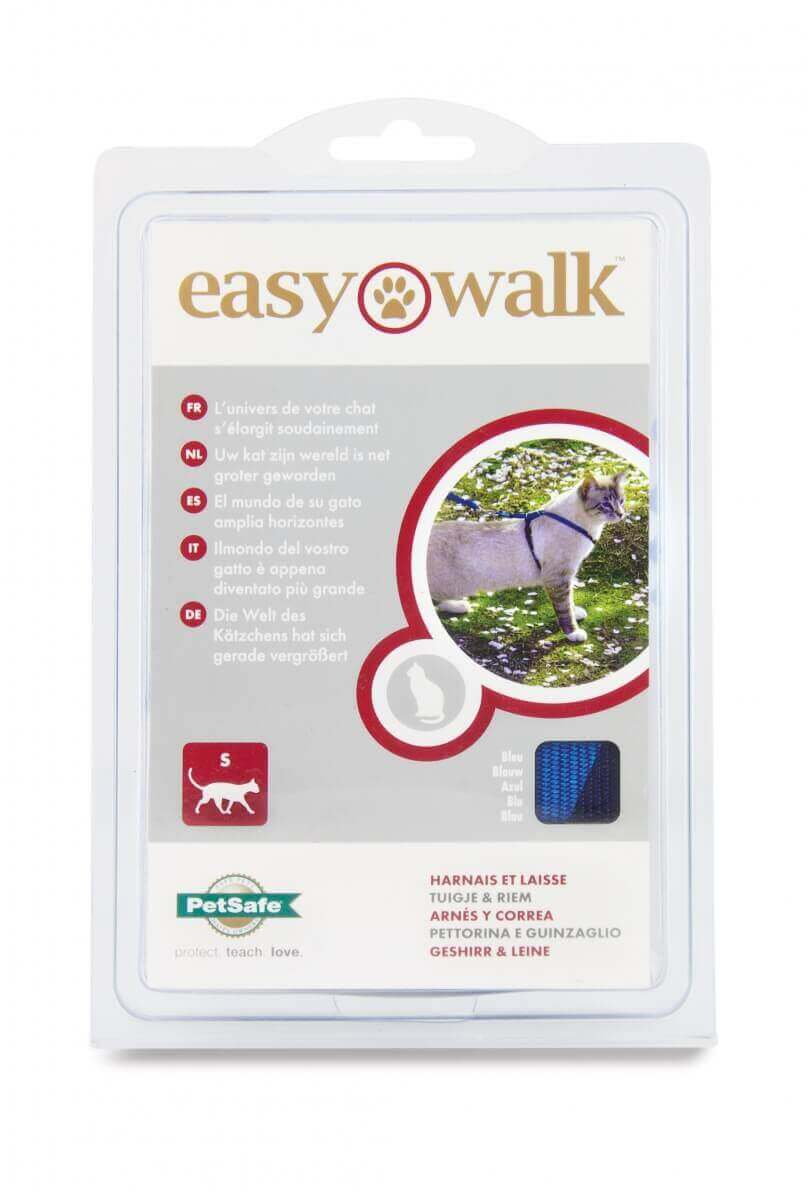 EasyWalk Cat Harness and Lead_1