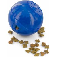Slimcat Interactive Ball Toy - Blue