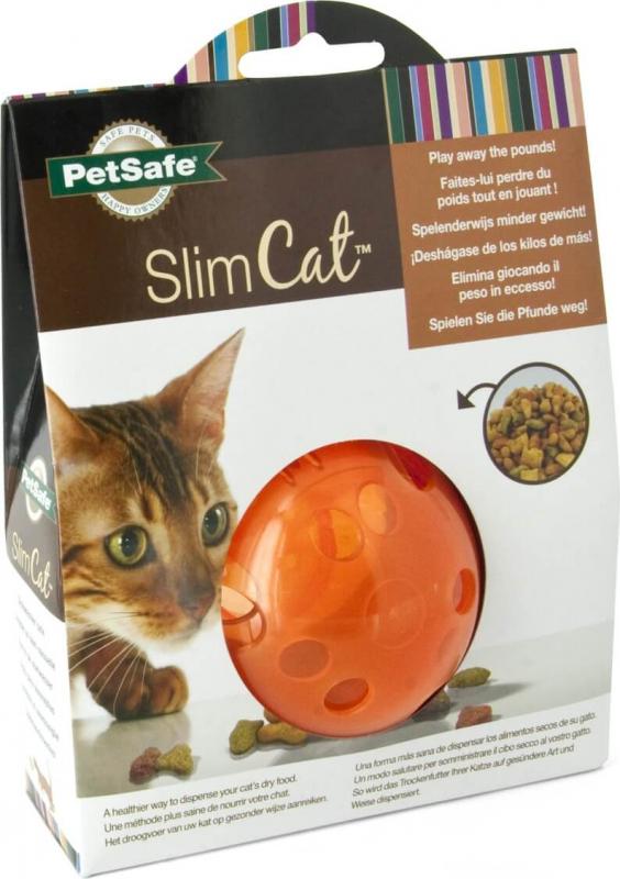 Slimcat - interactief spel voor katten - sinaasasppel