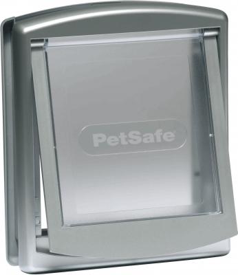 Porte à 2 positions grise Petsafe Staywell®