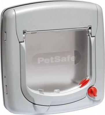 Porte Staywell® De Luxe manuelle 4 positions 340SGIFD - Gris