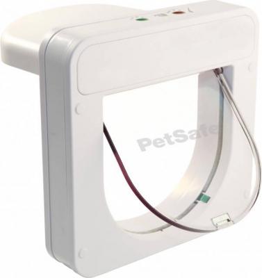 Porte PetPorte SmartFlap® à puce électronique - Blanc