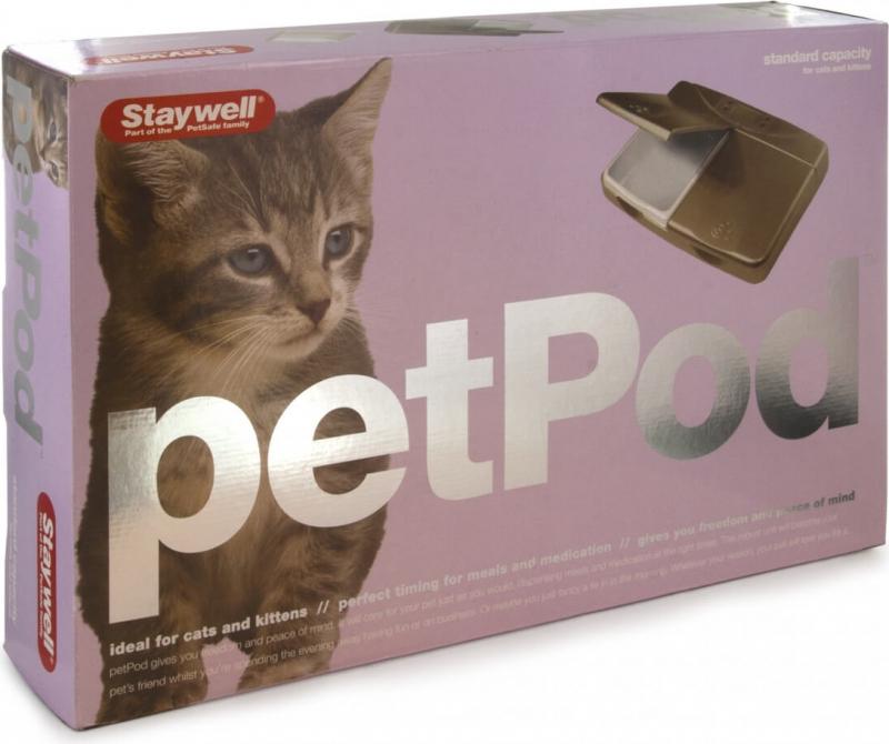 Distributeur automatique 2 repas PetPod
