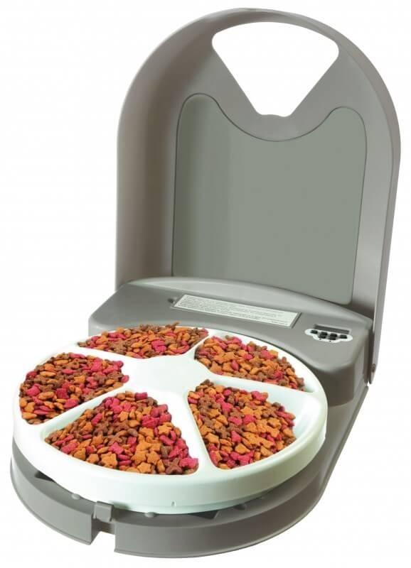 Dispensador automático 5 comidas Eatwell  _0