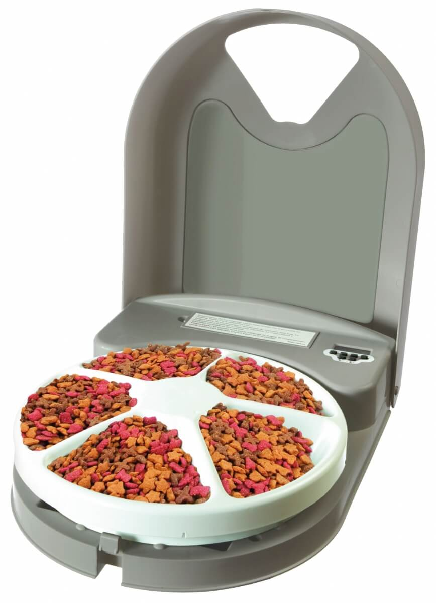 Dispensador automático 5 comidas Eatwell  _1