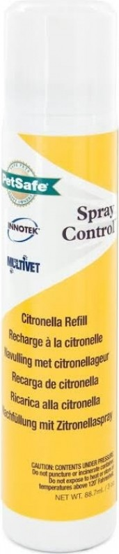 Recharge spray citronnelle PetSafe