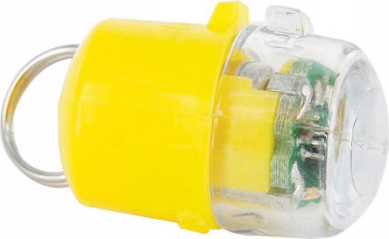 Infrarotlampe für Halsbänder 500 SGIFD - in gelb