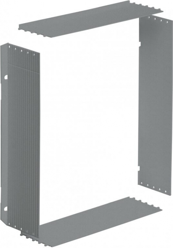 Tunnel d'extension gris pour porte STAYWELL 737SGIFD