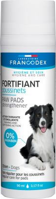 Francodex Roll-on Fortifiant coussinets pour chiens 90ml