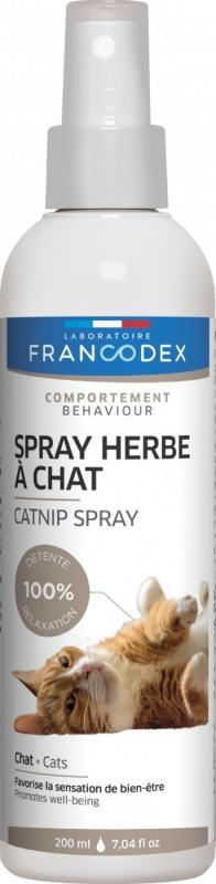 Francodex Spray à l'herbe à chat 200ML