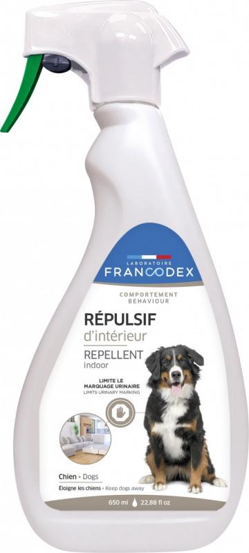 Francodex Répulsif d'intérieur pour chien