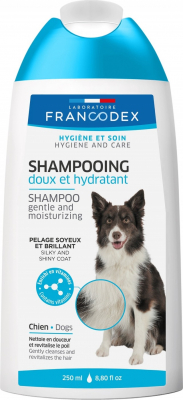 Francodex Shampooing Doux et Hydratant 250ml