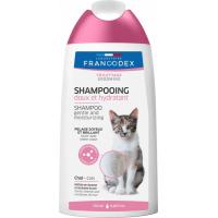 Francodex Shampooing Doux et Volumateur Chat 250ml