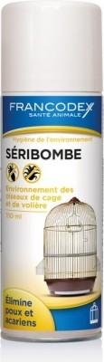 Séribombe aérosol 150ml - beseitigt Läuse und Milben