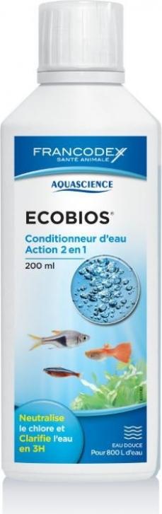 Aquascience Ecobios - Conditionneur d'eau (eau douce)