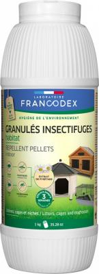 Francodex Granulés Insectifuge Environnement