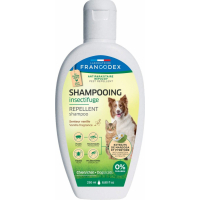 Francodex Shampooing insectifuge chien & chat