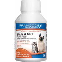 Vers O Net  para gatitos & gatos - Acción benéfica para el sistema digestivo
