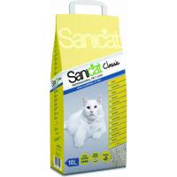 Litière chat minérale Sanicat Classic 30 L