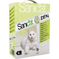 Litière agglomérante Sanicat Zen