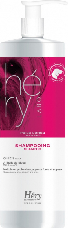 shampooing poil long 1l