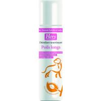 Spray démêlant nourrissant poil long