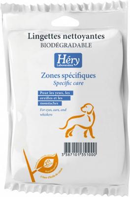 Lingettes nettoyantes Zones Spécifiques